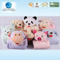 china proveedor manta de viaje de los animales fabricados en china