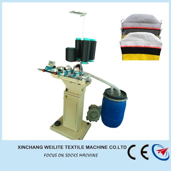 sock sewing machine