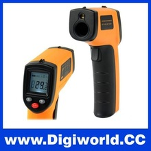 Digital Temperature Infrared Thermometer Gun Non-Contact LCD IR Laser Thermometer