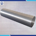 high tech FITO(flow inside out) direction perfect round stainless steel water well casing pipe