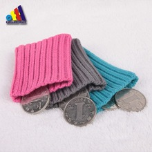 2014 cotton nylon new design pink color coin wallet