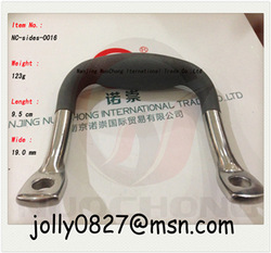 Stainless Steel Precision Casting Pan Handle NC-sides-0016