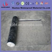 Self adhesive modified bituminous damp proof membrane
