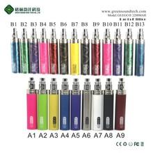 Using Hange Battery reusable vaporizer pen ego-t 3.7v lipo e-cigarette battery