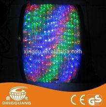 Delicate Colors Christmas Light Ornament