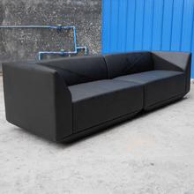 Italian design velvet sofa classic