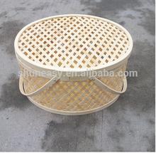 Bamboo fruit basket Natural Bamboo Crafts