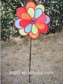 molino de viento adorno de jardín, decoración del jardín del girasol decorativo