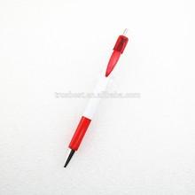 TM-41 square pen , logo pen ,advertise ball pen , hotel square plastic pen