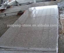 G635 pink granite slab