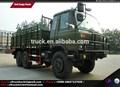 6x 6,6*6 militar de carga de camiones cruz- país del vehículo