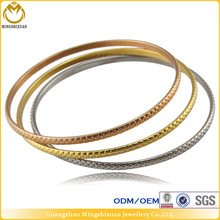 Hot Selling Fashion Fake Gold Bangle,celebrity jewelry wholesale thanksgiving gift