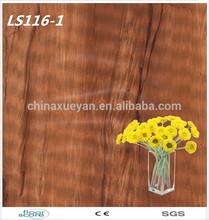 Factory Directly Sale UV Coating Commercial PVC Vinyl Flooring/Vinyl Floor Planks Handscraped surface