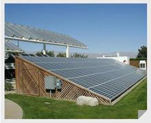 with a small fridge / High Efficiency mono Solar Model 5KW