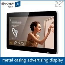 interactive mirror/lcd digital display/advertising screen