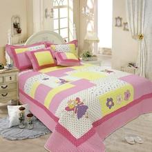 2014 New design large stock adult cartoon bedding set