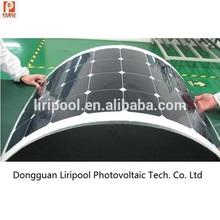 Liripool flexible solar panel