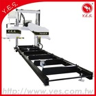 Horizontal Wood Cutting Bandsaw Machine