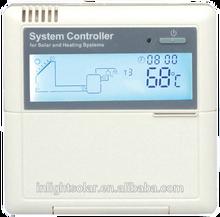 Solar Controller SR868C8 (for Split Pressure Solar Heating System)