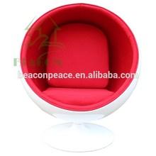 2015 Modern design office leisure ball chair/ office furniture