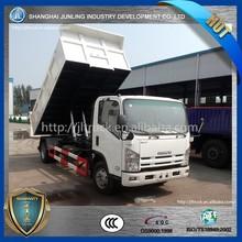 ISUZU NQR 4x2 5ton tipper truck for sale, 4x2 tipper truck, dump tipper truck