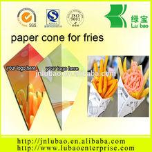 Consulta general sobre su conos de empaquetado del cono, conos del alimento, bolsas de papel rosadas del punto de polca
