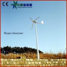 1000w windmill turbine hand pull windmill