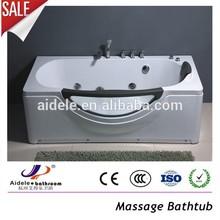 free standing whirlpool massage bathtub price
