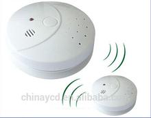 433.92 MHz Smoke Detector,linkage alarm,available NO/NC Output,High Sensitivity