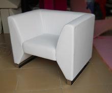 Corner big letter number child leather sofa