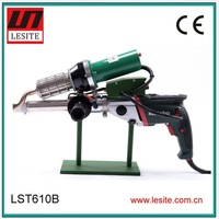 Lesite 5300w geomembrane pipe extruder with Metabo motor and CE hot air blower
