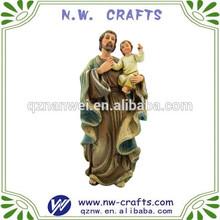 St Saint Joseph Figurines religious resin saint statues