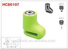 motorcycle part, disc brake lock, autobike lock HC86107