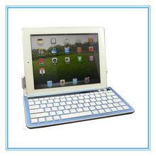 hot sale Wireless linen detachable bluetooth keyboard 3.0 for apple ipad air 2 ipad 5