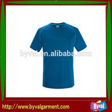 New Arrival polyester spandex men sportwear t shirt