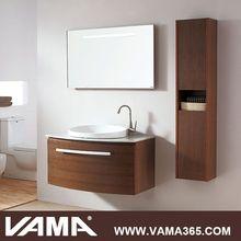 Vama Cheap Solid Wood Cabinet Teak Wall Unit