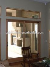 Factory whosale price white color pvc sliding windows cheap price pvc slding window