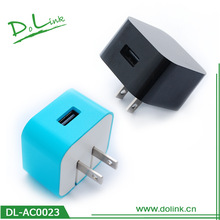 Hot Selling Product Mobile Cube Mobile Retractable Travel Charger Kit For Cell Phone To Charge