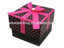 High End Luxury Wedding / Birthday / Festival / Wine Gift Boxes Wholesale
