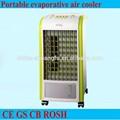 Moda pequeno e requintado quarto mini refrigerador de ar