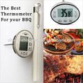 Rápida - ler pequeno inteligente digital food forno de pizza termômetro