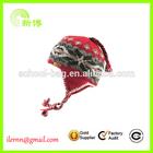 custom hot sale earmuff winter hat