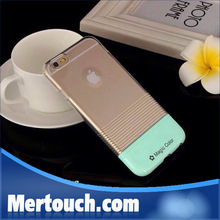 for iphone 6 transparent phone case , for apple iphone 6 transparent cell phone case , for iphone6 transparent mobile phone case