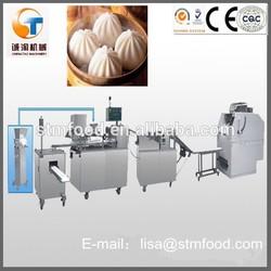 Direct Supply High-end Steamed bun making machine
