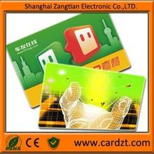 proximity cards CR80 13.56mhz card OEM brand