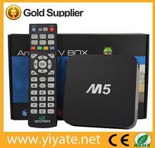 2014 most powerful S805 Quad Core smart google tv box cable tv set top box