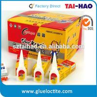 High Performance General Purpose Shoe Repair glue /yanoacrylate adhesive