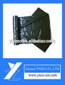 Black saco de lixo plástico/saco de lixo pead forro pode