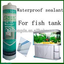 Waterproof silicone sealant for swimming pool Aquarium silicone