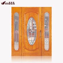 ingresso in legno massello porta porta economico ante in vetro temperato
